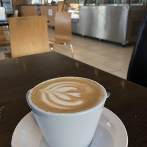 Cafe cup-mark Anthony Cafe